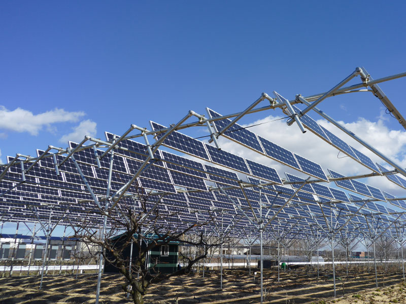 47.8 kWp PV power-plant with Luxor Solarmodules in Nagoya - Japan