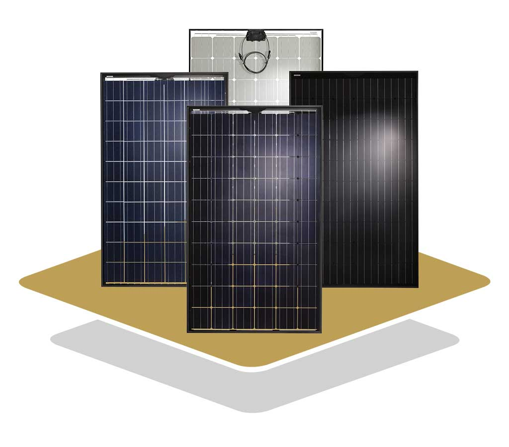 LUXOR SOLAR SECURE LINE SOLAR MODULES